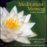Meditation Moment by Dudley Evenson