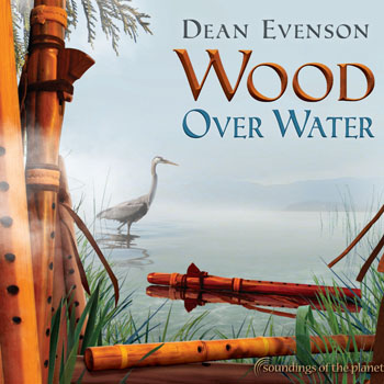 Wood Over Water Album Cover