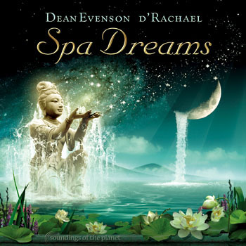 Spa Dreams Album Cover