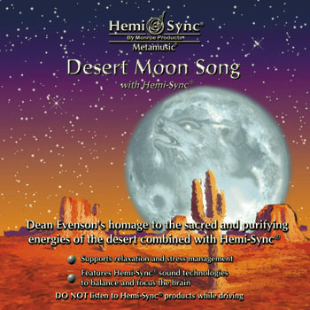 Desert Moon Song Album Cover