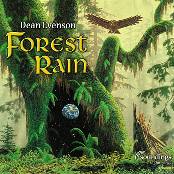 Forest Rain Album Cover