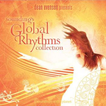 Global Rhythms Collection Album Cover