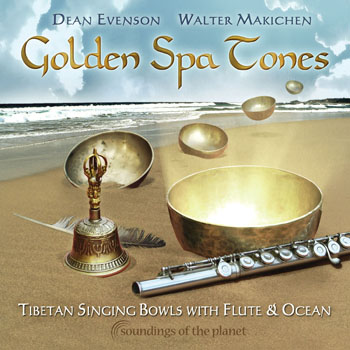 Golden Spa Tones Album Cover