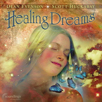 Healing Dreams Album Cover