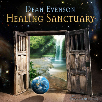 Healing Sanctuary Album Cover