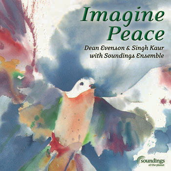 Imagine Peace Album Cover