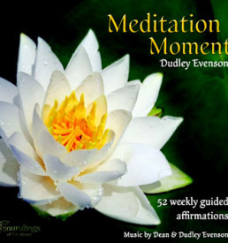 Meditation Moment Album Cover