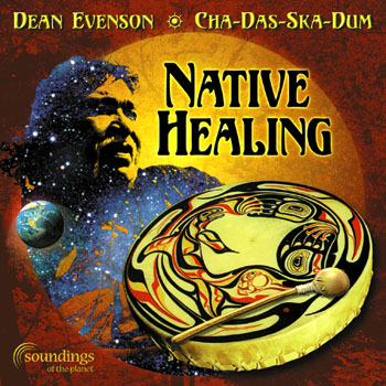 Native Healing Album Cover