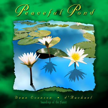 Peaceful Pond Album Cover