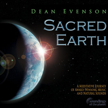 Sacred Earth Album Cover