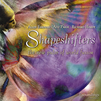 Shapeshifters Album Cover
