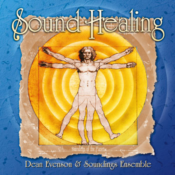 Sound Healing Album Cover