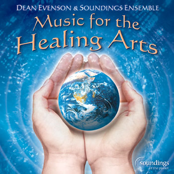 Music for the Healing Arts Album Cover