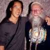 Dean Evenson with Rodney Yee