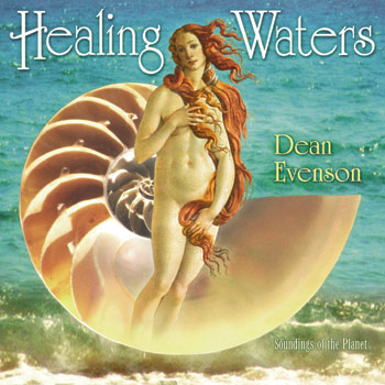 Healing Waters Album Cover
