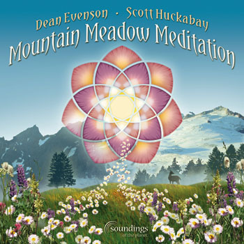 Mountain Meadow Meditation Album Cover