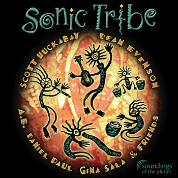 Sonic Tribe Album Cover