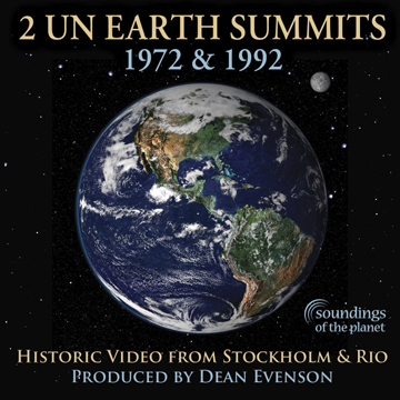2 UN Earth Summits