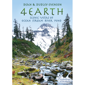 4 Earth DVD by Dean Evenson