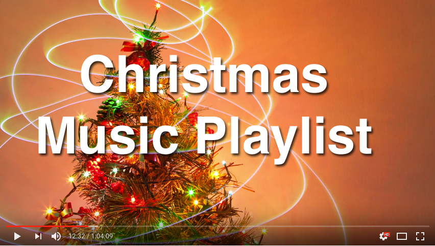 christmas music playlist youtube - Youtube Christmas Music Playlist
