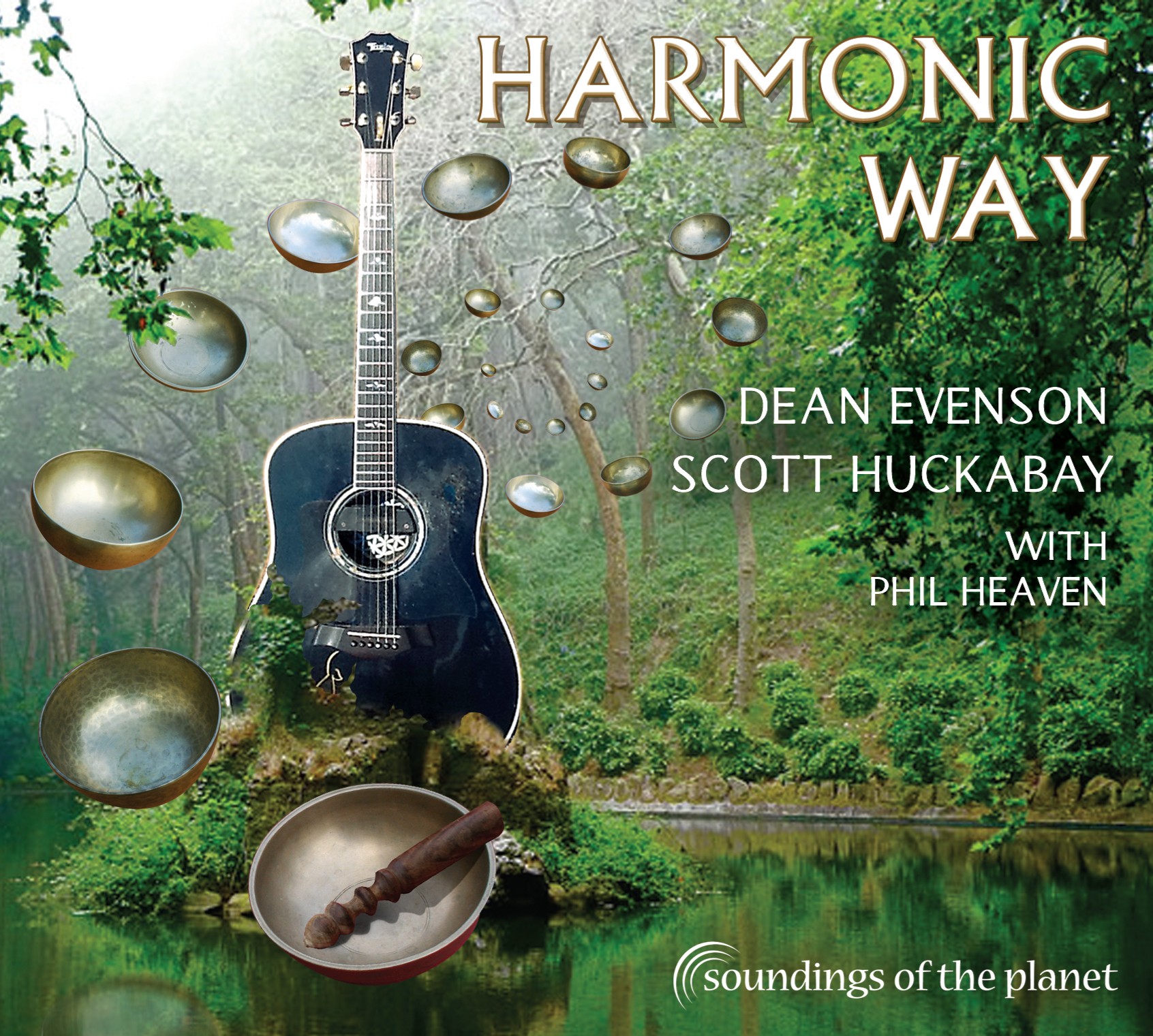 Harmonic Way by Dean Evenson & Scott Huckabay - SOP_7221
