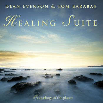 Healing Suite Album Cover