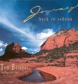 Journey Back to Sedona Album Cover