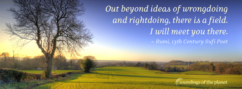 Soundings_Banner_Rumi_Quote