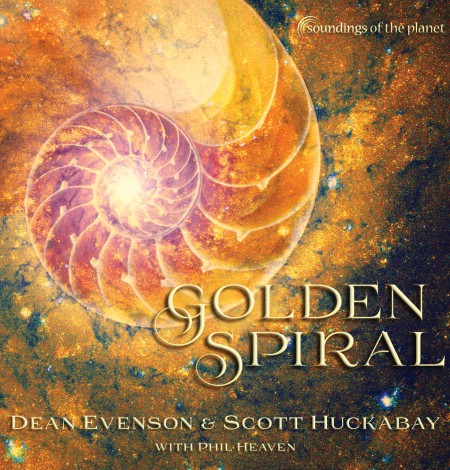Golden Spiral Album Cover