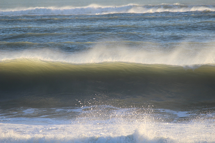 Riding waves of change
