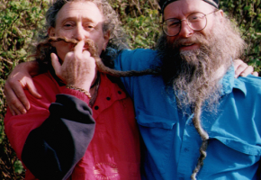 Tom Barabas and Dean Evenson
