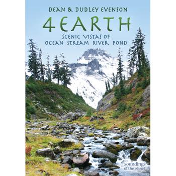 4 Earth DVD by Dean Evenson