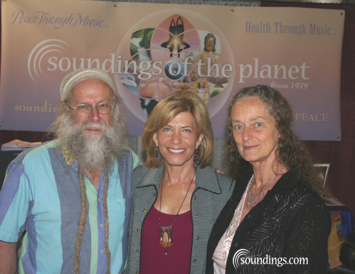 First Soundings Podcast featuring Dr. Joan Borysenko