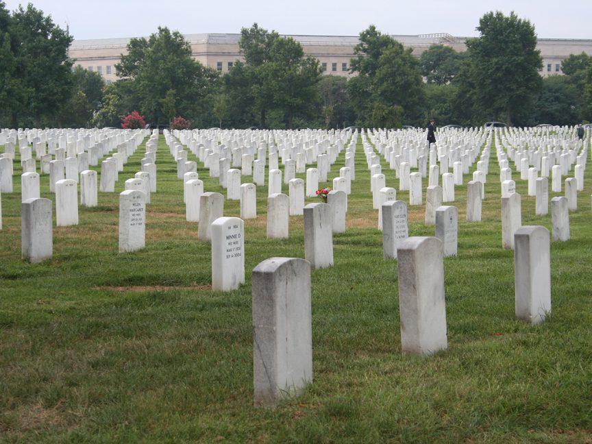 Memorial to fallen soldiers