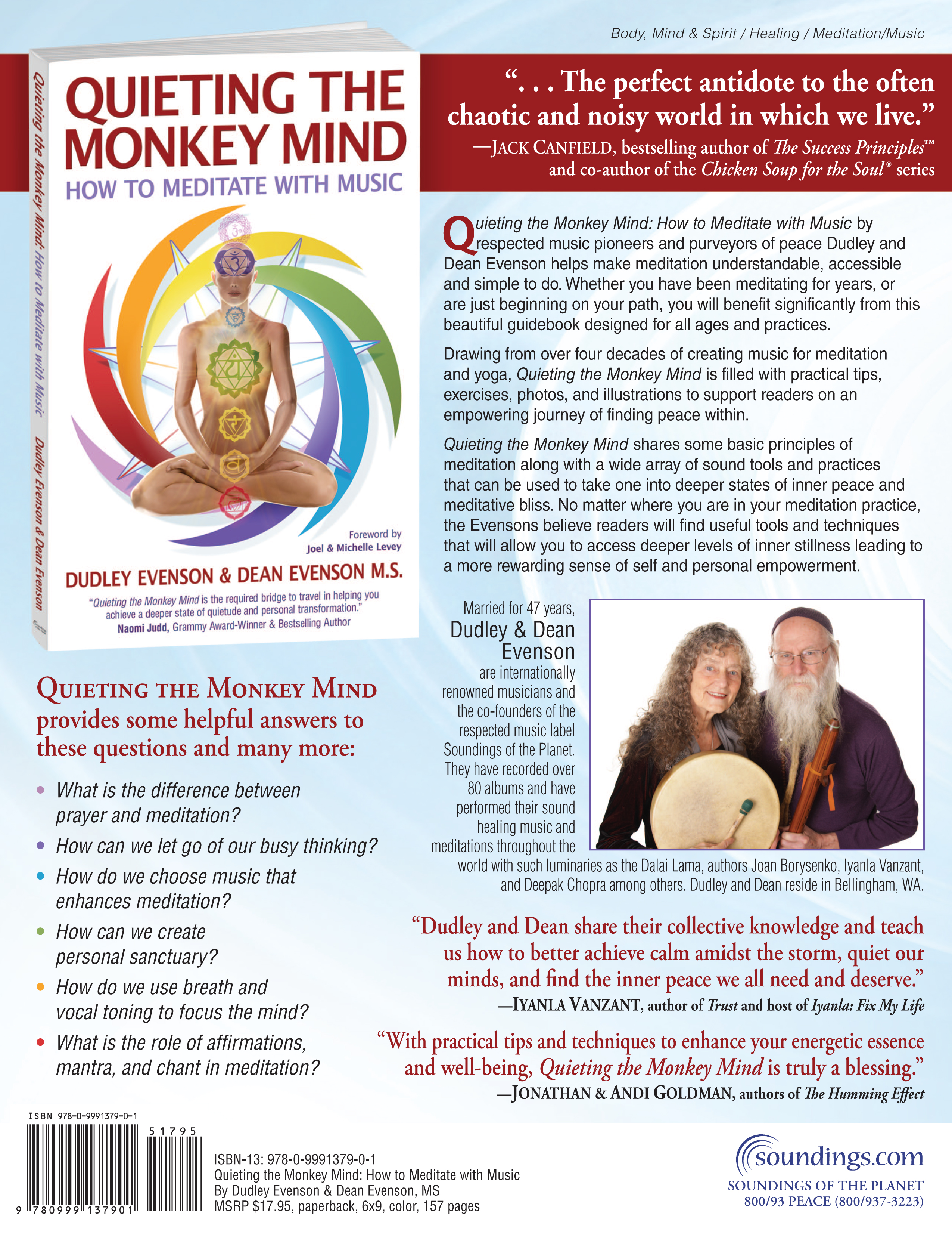 Quieting the Monkey Mind - Soundings of the Planet