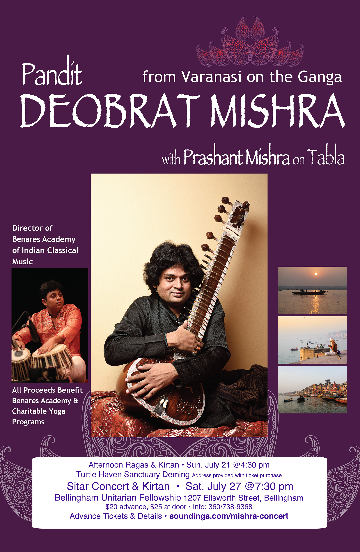 Mishra Concert